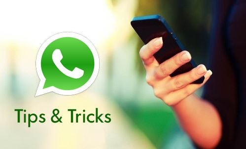 tips and tricks for whatsaap
