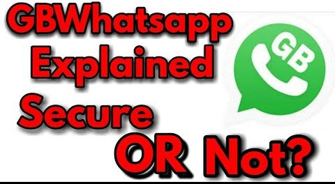 whatsapp gb safe or not