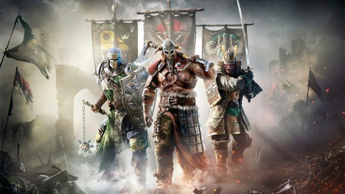 games like for honor
