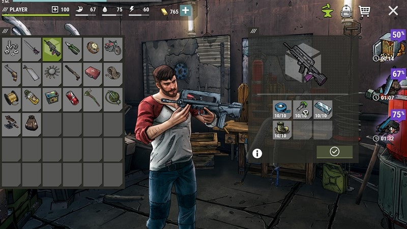 Dark Days Zombie Survival Mod Apk Download