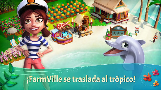 FarmVille 2 Tropical Getaway Games Mod Apk on Modxapk