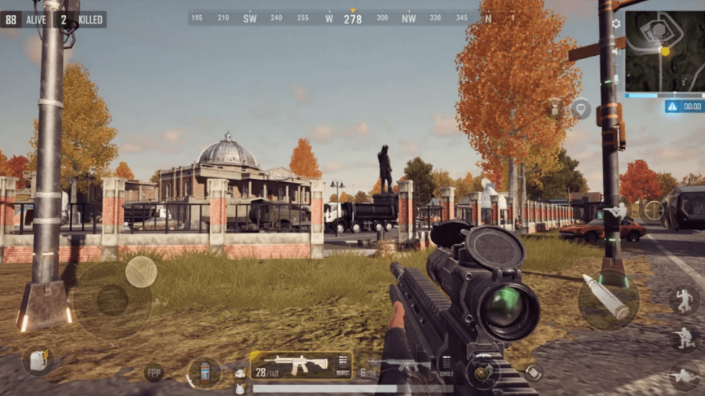 some special things about PUBG New State