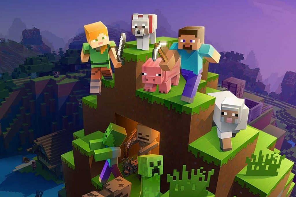 Review-Game-Minecraft-Mod