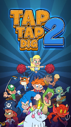 Tap-Tap-Dig-2-Idle-Mine-Sim-Mod-Apk-Android-Photo-2