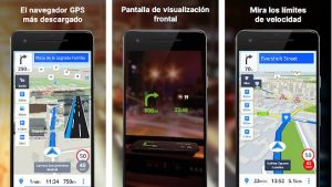 Sygic GPS Navigation & Offline Map APK v18.7.5 Full Mod (MEGA)