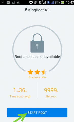 Root LG L60 with Kingroot