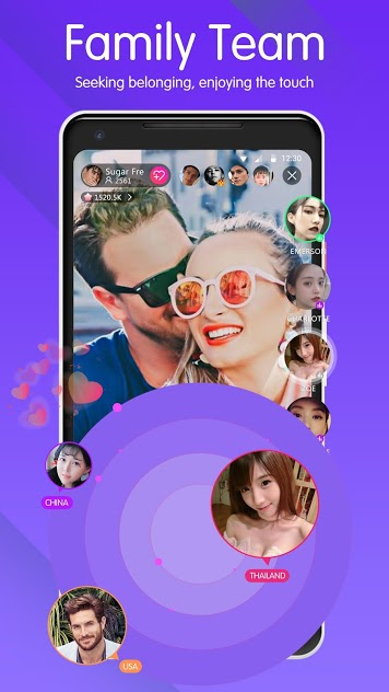 Bunny Live Apk .  Features of